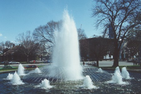 Walker Fountain – Melbourne